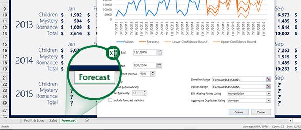 Excel 2016 Desktop