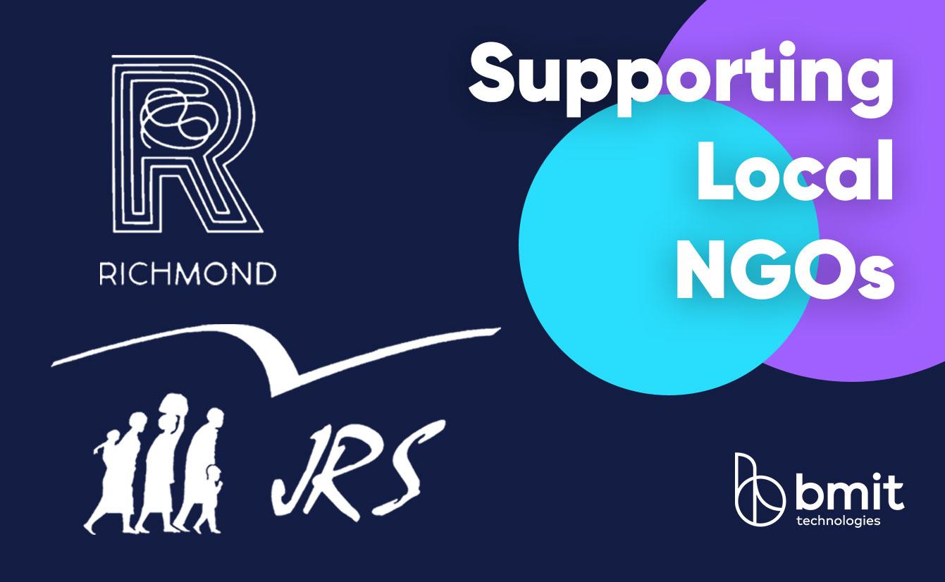 NGO Support Artwork Website