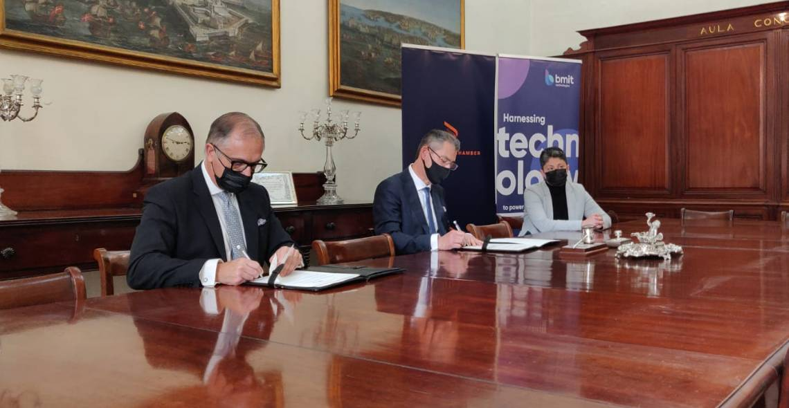 BMIT and The Malta Chamber of Commerce