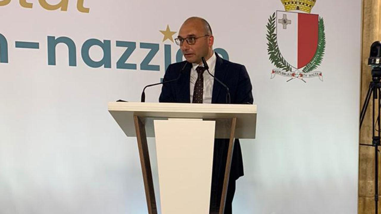 Jack Mizzi L Istat Ta Nazzjon